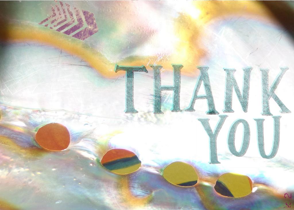 Innehalten und Dankbarkeit